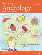 Asian Journal of Andrology の表紙