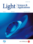 Light: Science & Applications の表紙