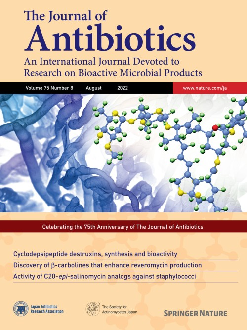 The Journal of Antibiotics