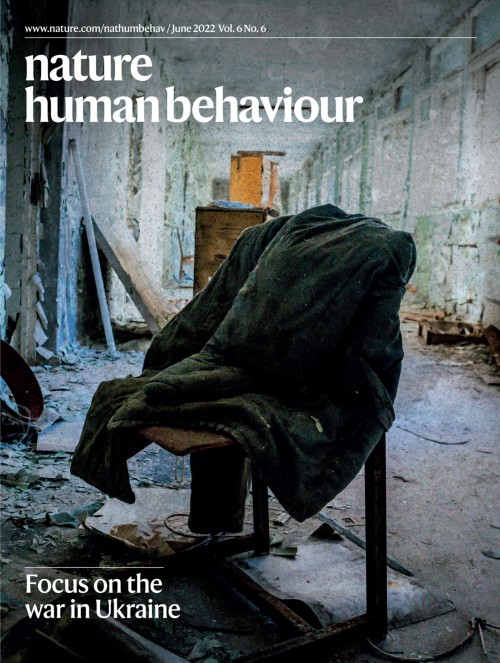 Nature Human Behaviour