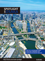 Spotlight on Osaka