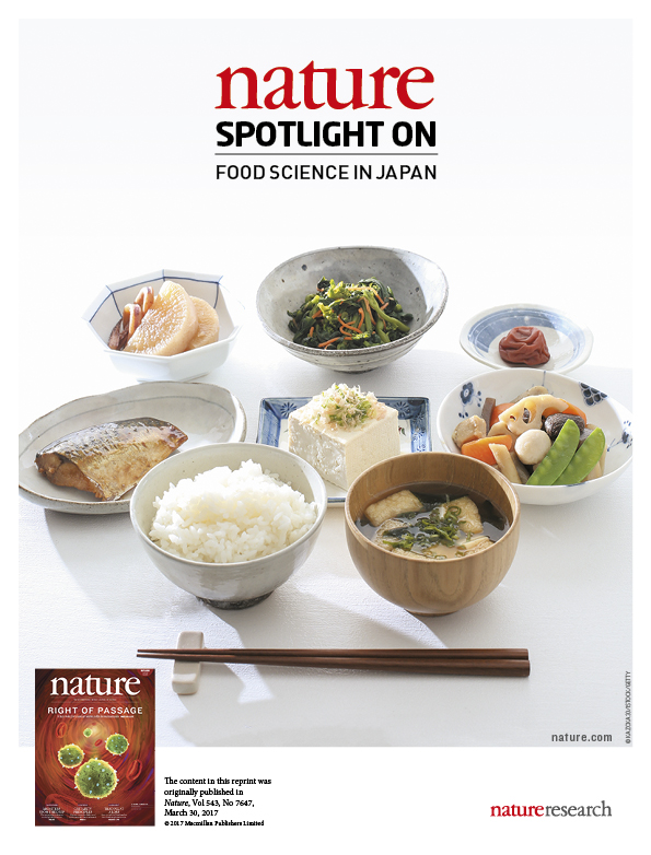 Spotlight on Food Science in Japan