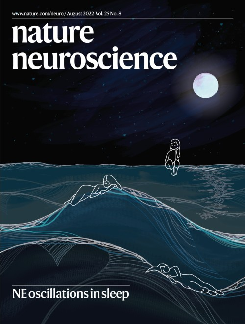 Nature Neuroscienceの表紙
