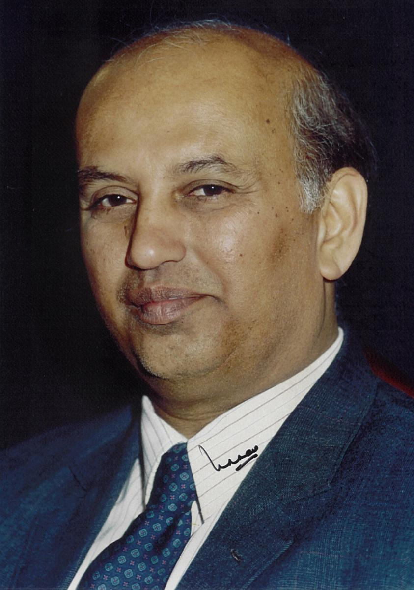Space giant U R Rao no more - Nature India