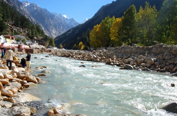 A third of the world's longest rivers remain free-flowing