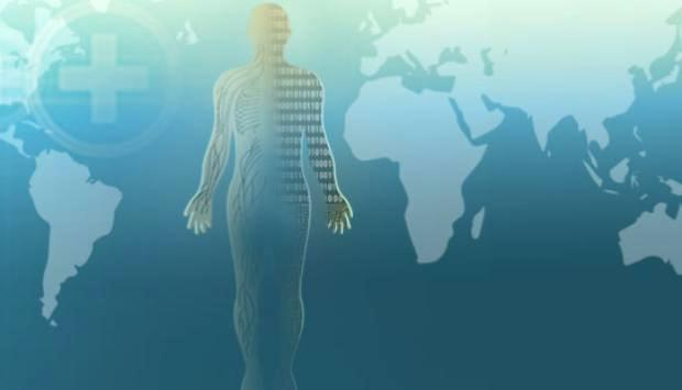 Crowd sourcing to map the human body