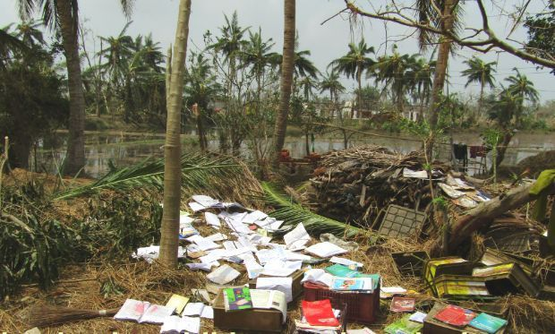 Why Odisha is a sitting duck for extreme cyclones - Nature India