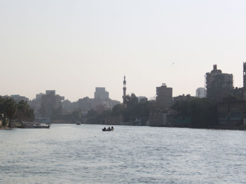About 98% of all drinking water in Egypt comes from the Nile River