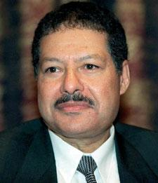 Zewail has the difficult task of mediating two very opposing factions.