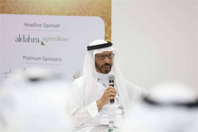 Saad Al-Numairy, advisor to the UAE's climate change minister.