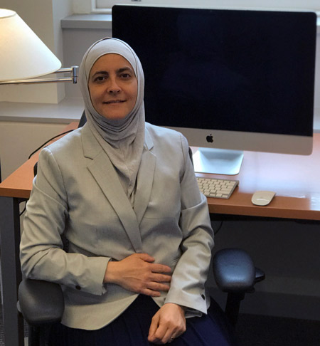 Rana Dajani is a Jordanian molecular biologist and an authority on the genetics of the Circassian and Chechen populations.