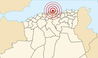 An earthquake that hit Algeria in 2003 left more than 2,000 people dead.