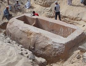 The discovery of king Sobekhotep I led researchers to the nearby tomb of a previously unknown pharaoh, Woseribre Senebkay.
