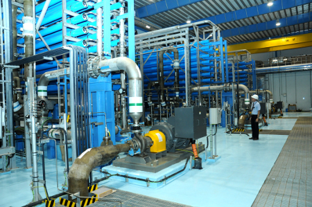 The future of desalination research in the Middle East