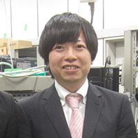 飯浜 賢志氏
