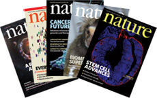 Nature cover images